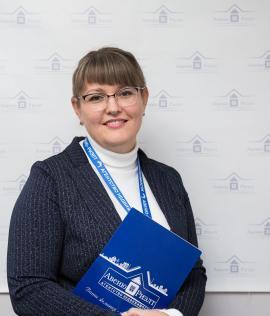 Наталья Долгина