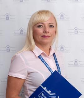 Наталья Альбрант